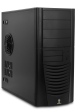 AcoustiCase C6607B Black Soundproof ATX Tower Case