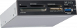Akasa AK-ICR-14 Internal USB 3.0 front bay 3.5in Memory card reader