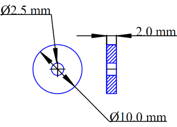 Technical Drawing (dimensions in mm)