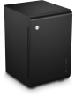 B-Grade U2 Mini-ITX Aluminium Case, Black