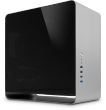 UMX3 Zone Silver Window Compact Tower Aluminium Micro-ATX Case