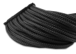 Black Braided 24-pin ATX Extension