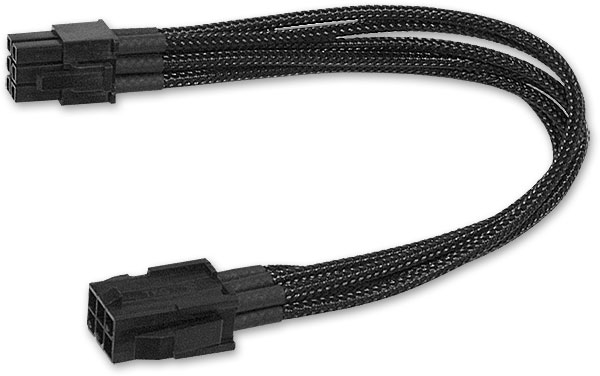 PCI-E 6-pin extension cable
