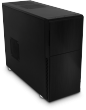 B-Grade Deep Silence 2 Black Ultimate Low Noise PC Case