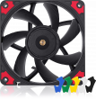 Noctua NF-A12x15 PWM chromax.black.swap 12V 1850RPM 120x15mm Fan