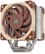 Noctua NH-U12A Premium 120mm CPU Cooler with two Quiet NF-A12x25 PWM Fans